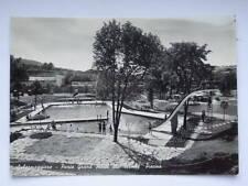 Salsomaggiore Parco Grand Hotel cartolina sorelle Magnotti