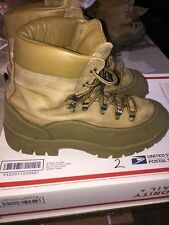 New Size 9.5 Wide Belleville MCB 950 Combat Hiker Military Boots