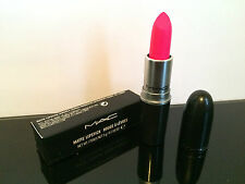 MAC Matte Lipstick - CANDY YUM YUM (Hot Pink Lipstick) - New and Boxed