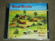 Giant Tracks - A Tribute To Gentle Giant Dbl CD