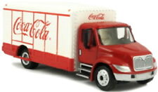 Kenworth Beverage CocaCola Truck, Spur H0 , Motorcity Classics Modell 1:87