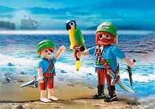 """playmobil DUO Pack N° 5164 """" Großer und Kleiner Pirat """" 2 Figuren mit Zubehör"""
