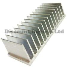 Large Aluminium Heat Sink Power Amplifier/Supply/Transistor/IC/FET/PA (62012)