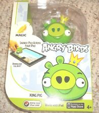 Angry Birds King Pig Magic (Apptivity) action figure for i Pad (FREE S/H in USA)