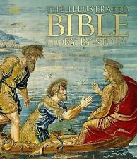 The Illustrated Bible Story by Story...New Hardcover
