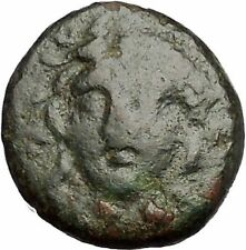 Antiochos II Theos 261BC Seleukid King RARE R3 Apollo Tripod Greek Coin i52584