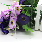 Transparent Plastic Protector Hard Case Cover For iPhone 5C Phone Back Shell