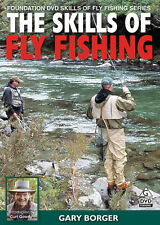 The Skills of Fly Fishing DVD Gary Borger