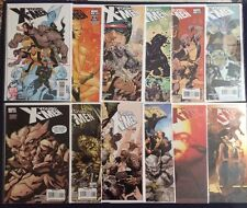 Young X-Men # 1 - 12 Complete Set Marvel Comics 2008-2009 NM