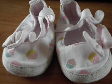 Baby Girl Shoes, Size: 9-12 m     (91)