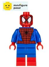 sh205 Lego Marvel Super Heroes 76037 - Spider-Man Red Boots Minifigure - New