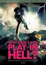 Why Don't You Play In Hell (2015, REGION 1 DVD New)