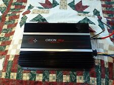 "Orion 280 GX Old School ""Moon and Stars"" SQ USA made 280GX amp Very Nice!"