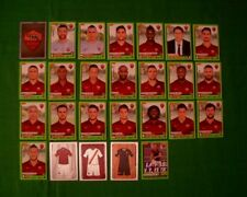 CALCIATORI 2014-2015 Panini Figurine/Stickers N 393-418- ROMA SQUADRA -New