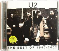 "U2 - RARE TAIWAN DOUBLE CD ""THE BEST OF 1990-1992"" - NO OBI"