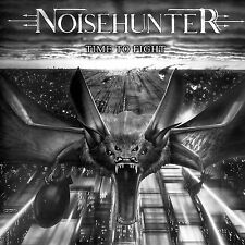 NOISEHUNTER Time To Fight CD ( o171a ) 80s Metal - 162319