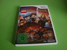 WII Spiel Lego - Der Herr der Ringe
