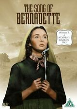 The Song Of Bernadette [DVD] Jennifer Jones, William Eythe 2004 BRAND NEW