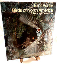 "1972  ""BIRDS OF NORTH AMERICA"" A Personal Selection by Eliot Porter (Retail $25)"