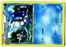PROMO POKEMON FRANCAISE KIT SUICUNE 2016 N° 21/30 CROAPORAL