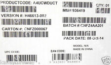 Intel A4UCWDUCT Accessory Airduct New Bulk Packaging