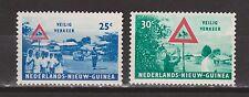 Indonesia Nederlands Nieuw Guinea New Guinea  73 - 74 MNH PF 1962