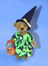 Deb Canham Spookie Bear from the Little Gems Collection