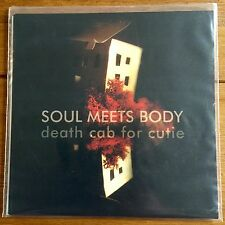 "Death Cab for Cutie - Soul Meets Body  7"" Vinyl"
