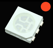 10 x Red 5050 PLCC-6 SMD / SMT LED Chip