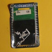GorkaMorka - 40k Ork - Digga Shaman, BNIB