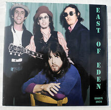 EAST OF EDEN Essen 1970, Thors Hammer THLP 004 LP 2012, with 12 page booklet