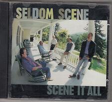 SELDOM SCENE - scene it all CD