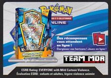 Code Pokemon Online Coffret Box Mega Laggron- EX ( Rapide Mail )