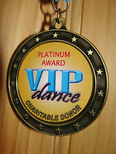 VIP NATIONAL DANCE TALENT COMPETITION CHAMPIONSHIPS PLATINUM MEDAL AWARD RIBBON