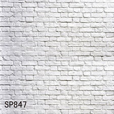 Brick Wall 10x10 FT CP (COMPUTER PRINTED) PHOTO SCENIC BACKGROUND BACKDROP SP847
