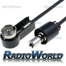 Chrysler / Jeep / Dodge Car Aerial Adapter Antenna Lead Cable ISO Plug