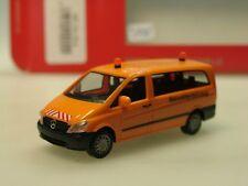 Herpa Mercedes Vito Baustellen-Fahrzeug - 092555 - 1/87