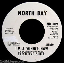 EXECUTIVE SUITE-I'm A Winner Now-A Great Northern Soul DJ 45-NORTH BAY #NB 309