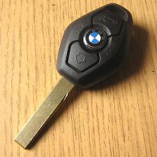Funkschlüssel GEHÄUSE 3 Tasten BMW 1 3 5 7 Series E81 E87 E46 E39 X3 X5 E53 M3