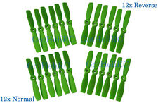Cross-Hobby 5x4.5 Bull Nose GREEN propellers (TOTAL 24PCS), FREE SHIPPING