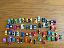 VTG Lot of 70 + Galoob Micro Machines Cars Trucks Planes Motorcycles Delorean