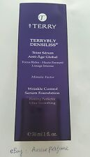 By Terry Terrybly Densiliss Wrinkle Control Serum (# 1 Fresh Fair) 30ml/ 1oz New
