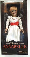 "Mezco Toyz The Conjuring 18"" ANNABELLE Doll Prop, Mint in Box"