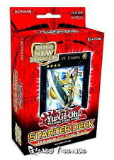 Yu-Gi-Oh ! STARTER DECK Dawn of the Xyz (English) 1st Edition - NEUF