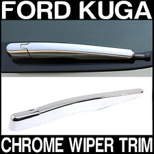 FORD KUGA TERGICRISTALLO LUNOTTO Chrome Trim COVER NUOVO MOD Accessorio