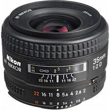 Nikon AF NIKKOR 35mm f/2D Lens 1923