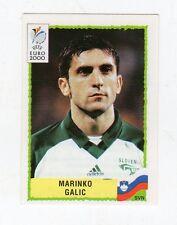 figurina - EURO 2000 PANINI - numero 256 SLOVENIA GALIC