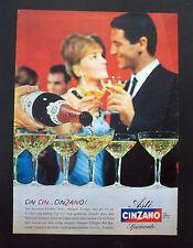 F393 - Advertising Pubblicità - 1963 - ASTI CINZANO SPUMANTE