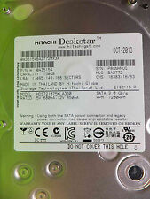 750 GB Hitachi HDS721075KLA330 / 0A35154 / BA2772 / OCT-2013 / disco rigido