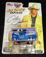 Vintage Alan Jackson Hot Country Steel Die Cast